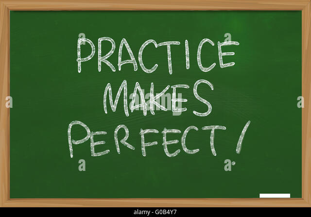 practice make man perfect essay Practice makes a man perfect is not a saying it becomes true in case of many  preeminent persons of this world today, they say, the reason.