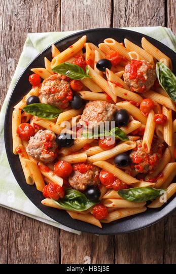Italian Meatballs Bbc Food