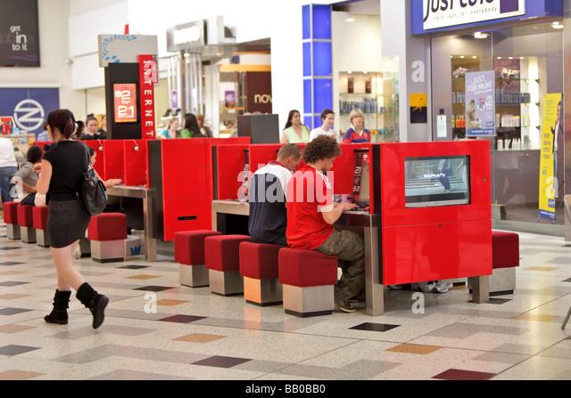 Internet Cafe Auckland City Centre