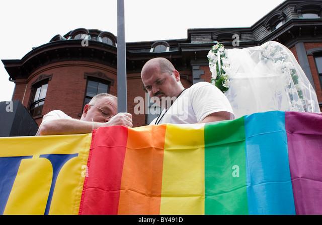 Gay boston area