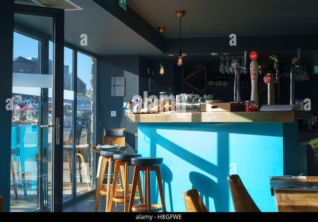 Brigstow Bar And Kitchen Bristol Harbourside England
