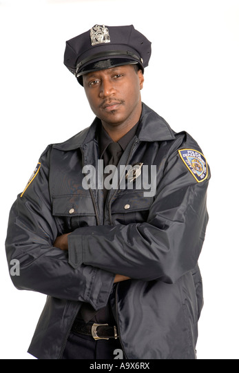 Black Police Officer Stock Photos & Black Police Officer