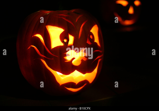 Carved gourd stock photos images alamy