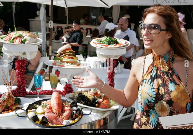 Cafe Milano Ocean Drive Menu