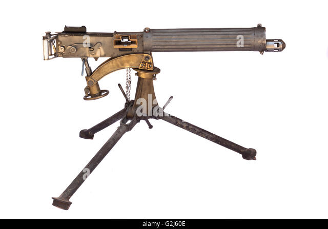 ww2 german heavy machine gun