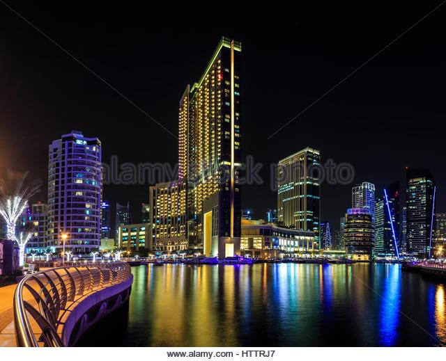 Dubai marina mall stock photos dubai marina mall stock for 7 shades salon dubai
