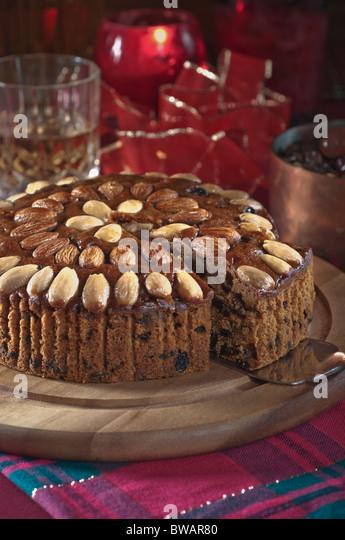 Chrustmas Dundee Cake Recipe