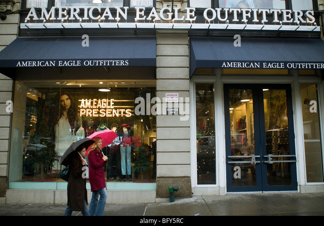 American Eagle Outlet New York City