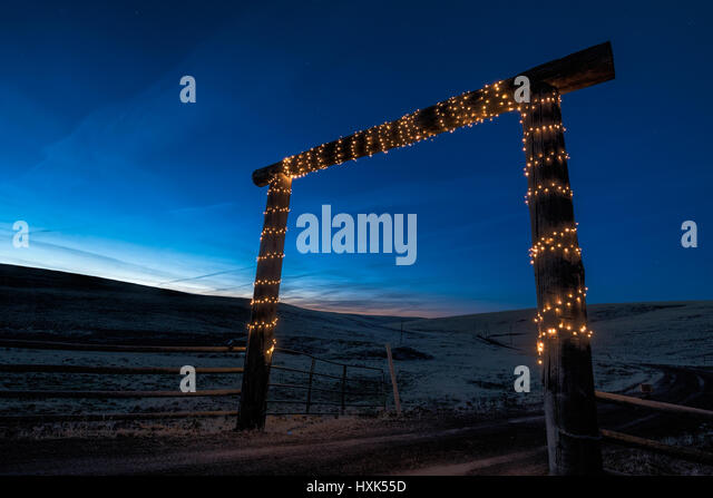 String Lights Portrait : String Lights Stock Photos & String Lights Stock Images - Alamy