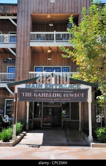 Old town temecula gambling cowboy