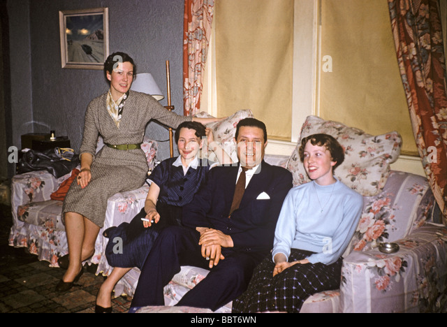 Family in the 1950s essay
