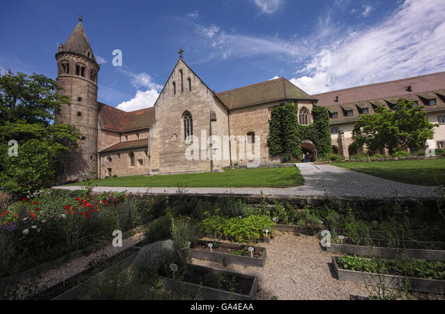 lorch monastery germany stock photos lorch monastery. Black Bedroom Furniture Sets. Home Design Ideas