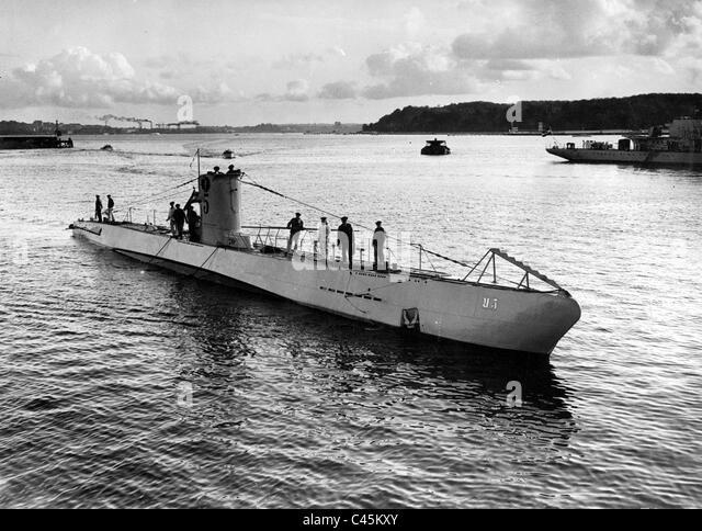 Submarine Type Ii Stock Photos & Submarine Type Ii Stock Images ...