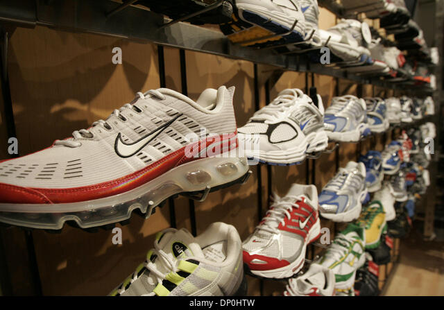 Athletic Shoe Store Downtown Seattle