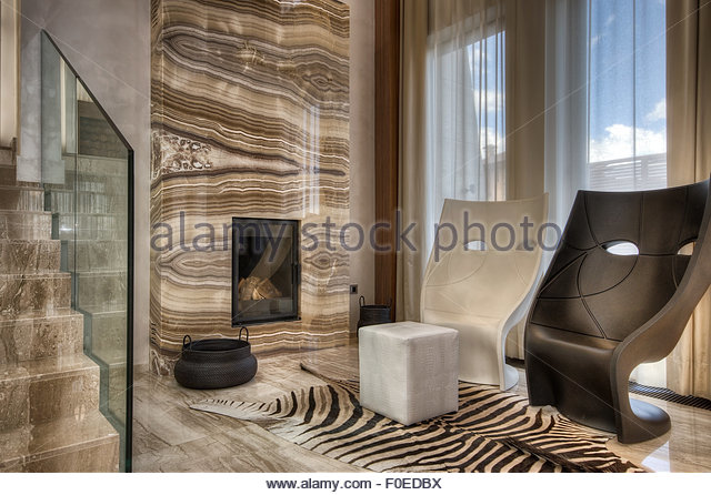 Marble Fireplace Stock Photos Marble Fireplace Stock Images Alamy
