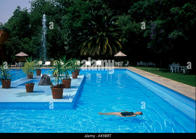 Tequisquiapan queretaro stock photos tequisquiapan queretaro stock images alamy for What is a freshwater swimming pool