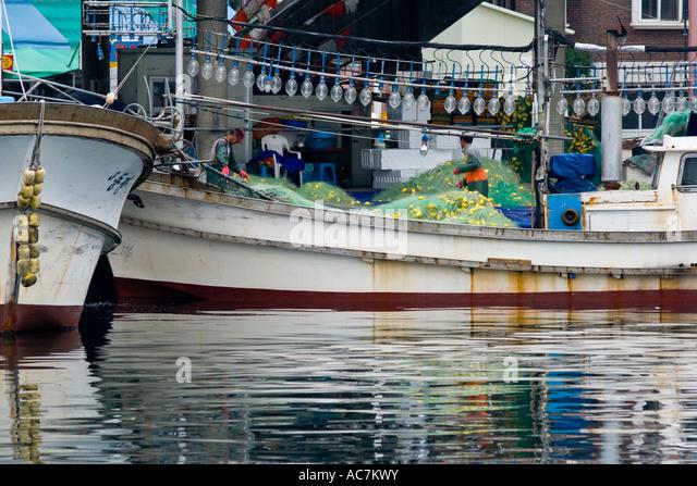 Cheongjin stock photos cheongjin stock images alamy for Fishing piers near me