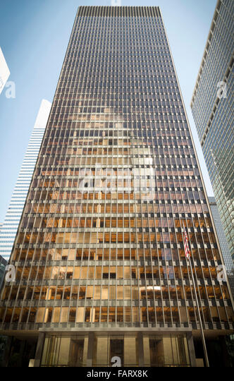 Seagram Building Stock Photos Seagram Building Stock Images Alamy