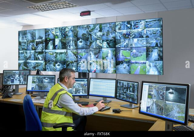 Cctv Control Room Stock Photos Cctv Control Room Stock Images