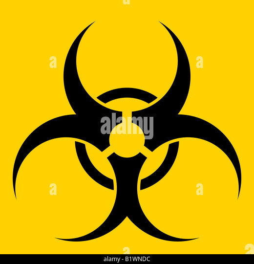 biohazard symbol black - photo #19