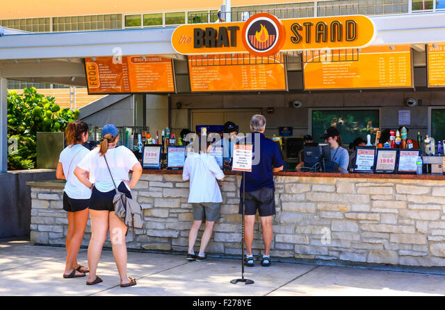 Ordering fast food stock photos ordering fast food stock for Mendota terrace madison wi
