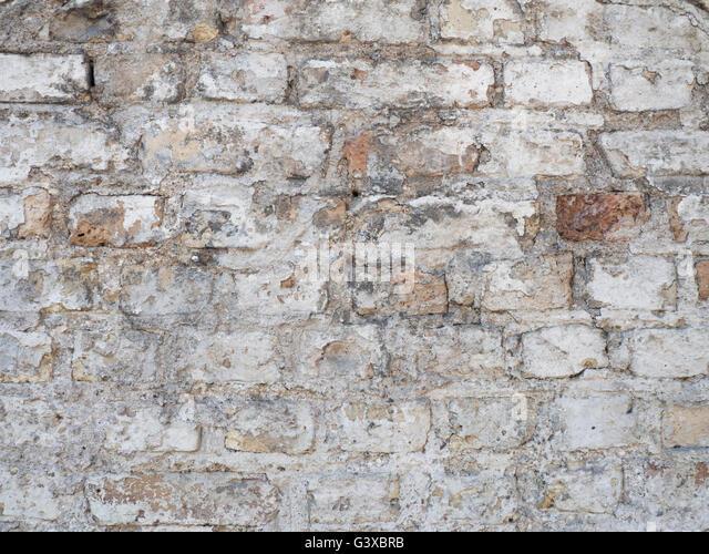 Brick Plaster Cracked Damaged Wall Stock Photos Brick