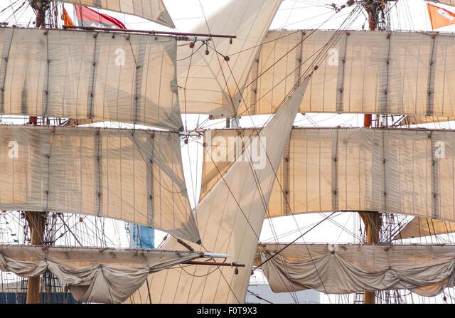 europa tallship sail 2015