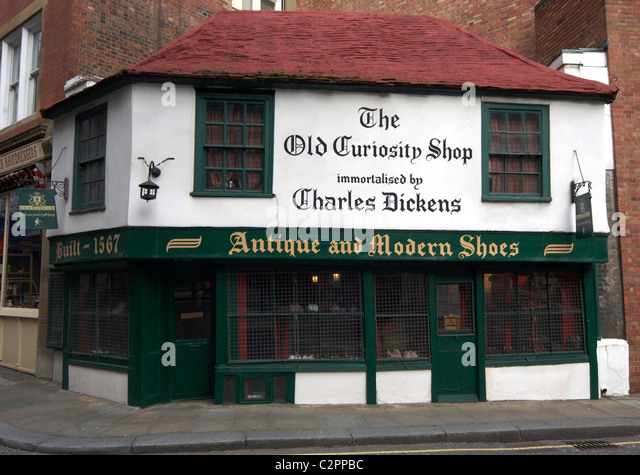 charles dickens old curiosity shop book review