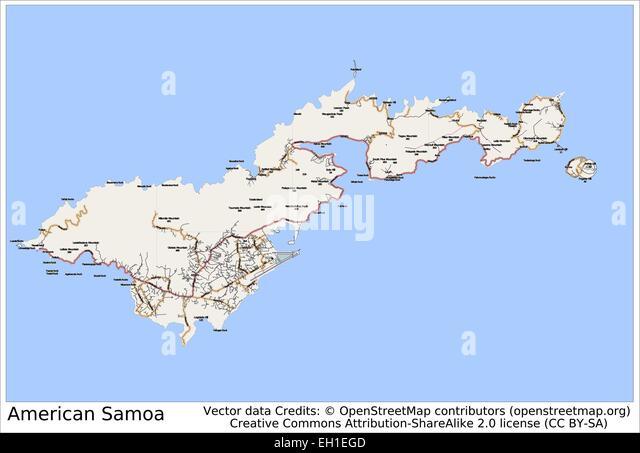 Capital Of American Samoa Photos Capital Of American Samoa – American Samoa Map World