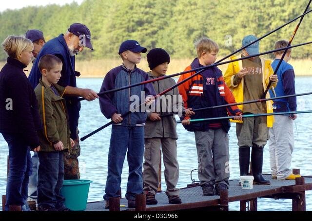 3rd grade students stock photos 3rd grade students stock for Fishing lessons near me