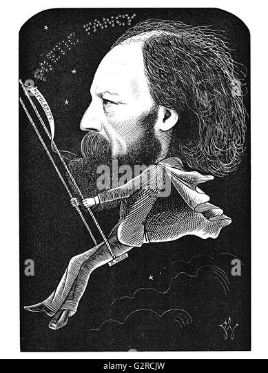 a history of alfred tennyson born in somersby lincolnshire Alfred tennyson, invariably known as alfred lord tennyson on all his books, was born in somersby, lincolnshire, the fourth of the twelve children of george tennyson.