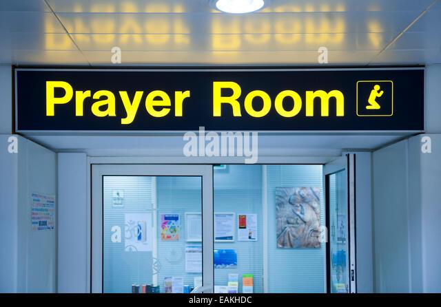 Multi Faith Room Motorway Services