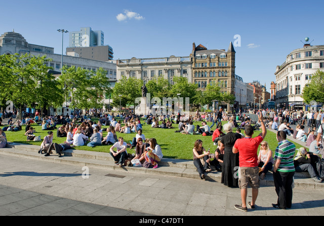 Splendid Piccadilly Gardens Manchester Stock Photos  Piccadilly Gardens  With Lovable People Congregate In The Crowded Piccadilly Gardens Manchester On A Hot  Sunny Day With Delectable Lee Garden Belfast Also Gardeners Chelmsford In Addition Gardener Salary Uk And Garden Furniture Leicester As Well As Hippy Gardens Additionally Garden Centre Winnersh From Alamycom With   Lovable Piccadilly Gardens Manchester Stock Photos  Piccadilly Gardens  With Delectable People Congregate In The Crowded Piccadilly Gardens Manchester On A Hot  Sunny Day And Splendid Lee Garden Belfast Also Gardeners Chelmsford In Addition Gardener Salary Uk From Alamycom