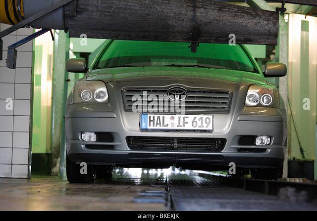 Castle Donington Car Wash