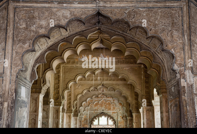 Diwan i aam stock photos diwan i aam stock images alamy for Diwan i aam images