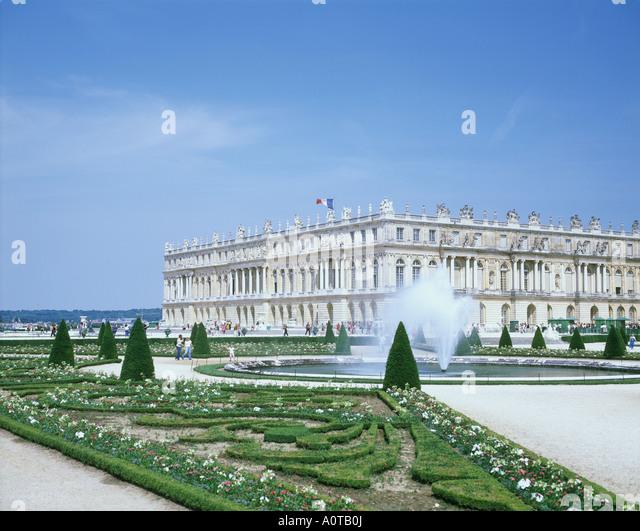 Palais de versailles stock photos palais de versailles stock images alamy - Palais des sports porte de versailles ...