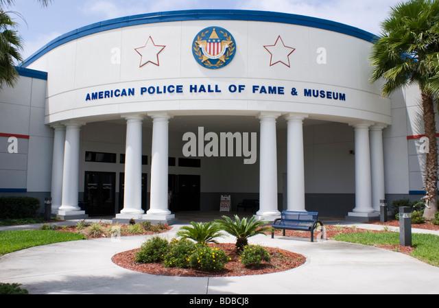 Foyer Museum Usa : American police stock photos