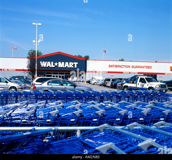 Wal Mart Stock Photos & Wal Mart Stock Images