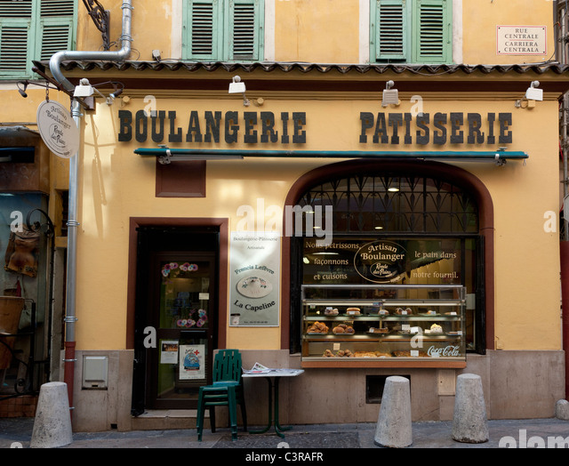 old french bakery shop stock photos old french bakery shop stock images alamy. Black Bedroom Furniture Sets. Home Design Ideas