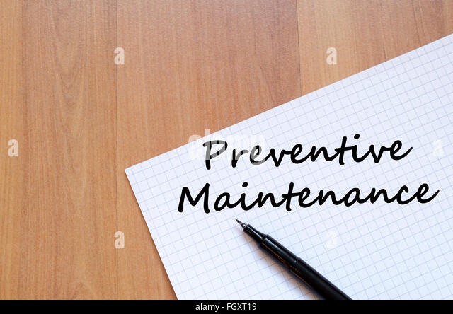 preventive maintenance essay Maintaining school facilities and grounds checklist a comprehensive facility maintenance program is a school district's foremost tool for protecting its investment in school facilities moreover, preventive maintenance is the cornerstone of any effective maintenance initiative.