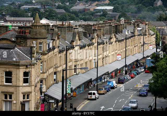 Keighley West Yorkshire Stock Photos & Keighley West Yorkshire ...