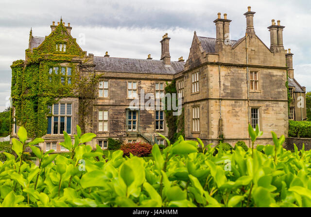 Muckross House In Bourn Vincent Memorial Park Killarney National County
