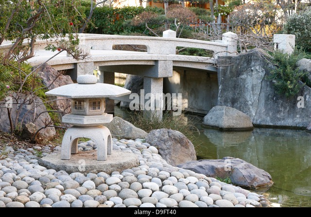 Japanese garden stock photos japanese garden stock for Japanese stone garden