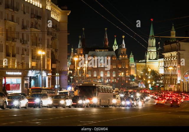 Tverskaya Stock Photos & Tverskaya Stock Images - Alamy