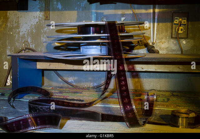 Splice film stock photos splice film stock images alamy for 13 a table theatre