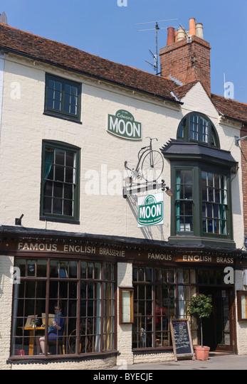 Edward Moon S Restaurant Stratford Upon Avon