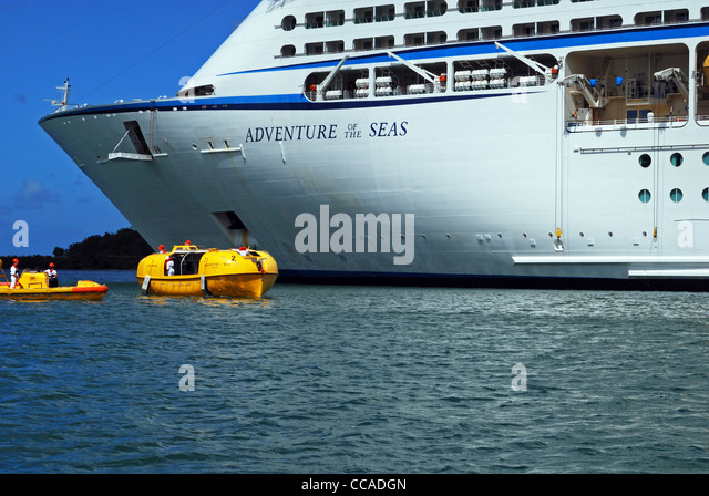 Cruise Ship Life Boat Stock Photos Amp Cruise Ship Life Boat
