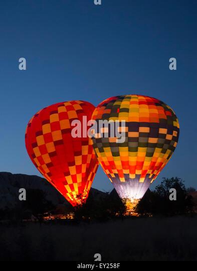 Balloons Night Stock Photos & Balloons Night Stock Images ...
