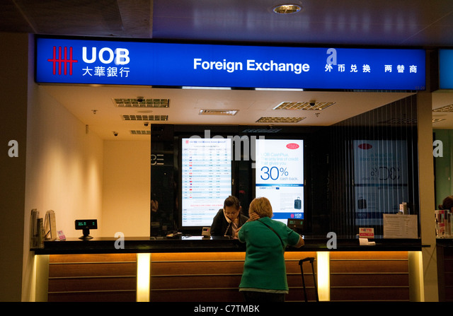 Uob forex exchange rate