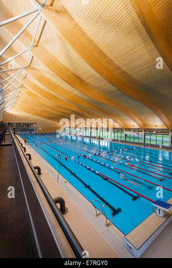 Swimming Pool Uk Indoor Stock Photos Swimming Pool Uk Indoor Stock Images Alamy